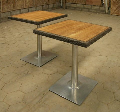 square dining tables for hotels and restaurants
