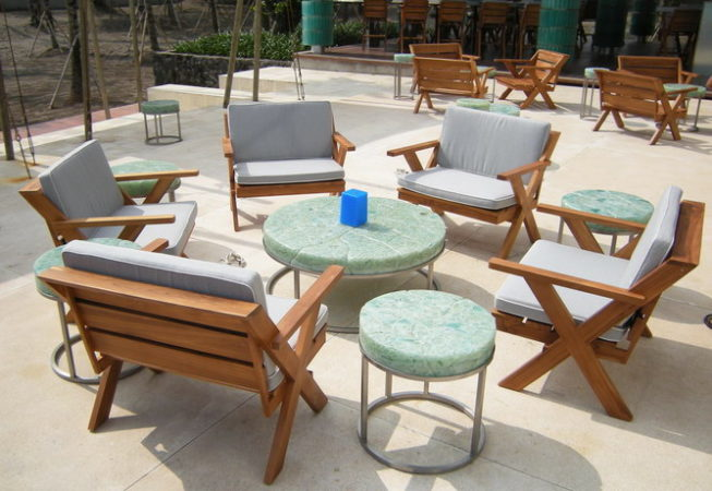sourcing agent outdoor decoration and furniture