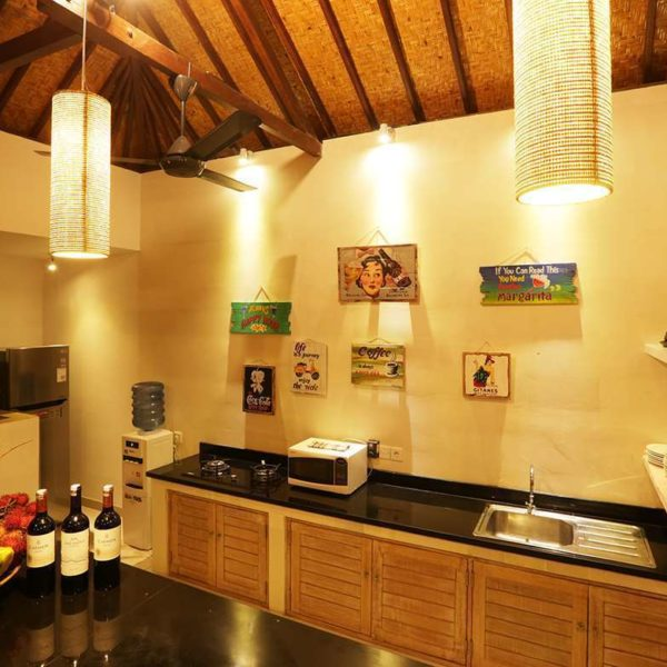 Lighting decoration for in the kitchen