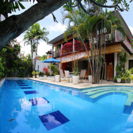 Villa D'amour Balinese style decorated
