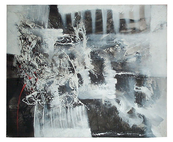 Abstract Painting Bayu sourcing agent Bali