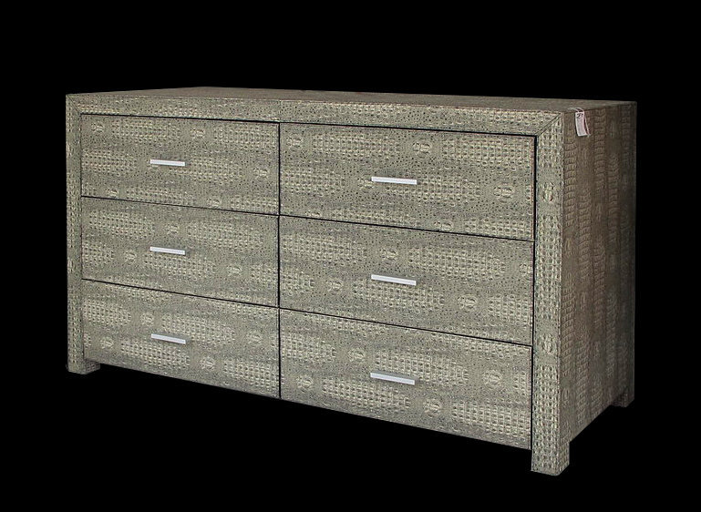 Teak chest with 6 drawers, Modern decoration furniture from Bali Bayu International Trading