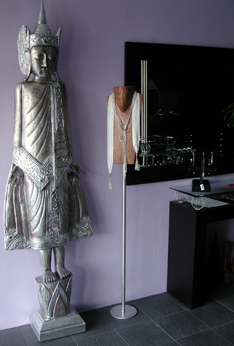 Bali statue for in a boutique shop